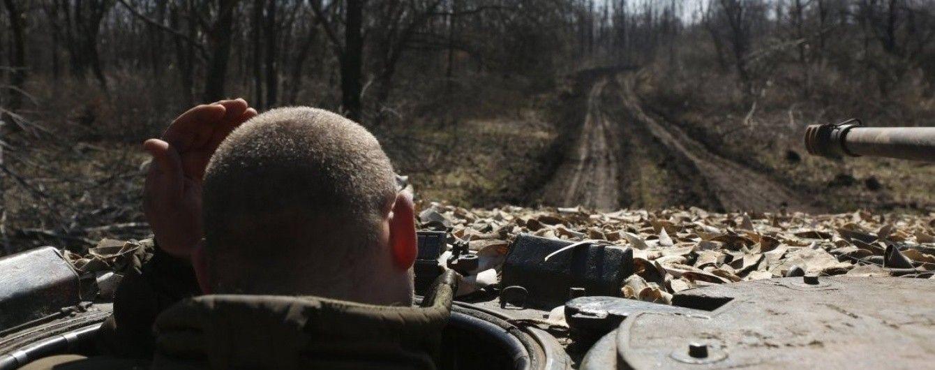 18 обстрілів бойовиків та один поранений український військовий. Хроніка АТО