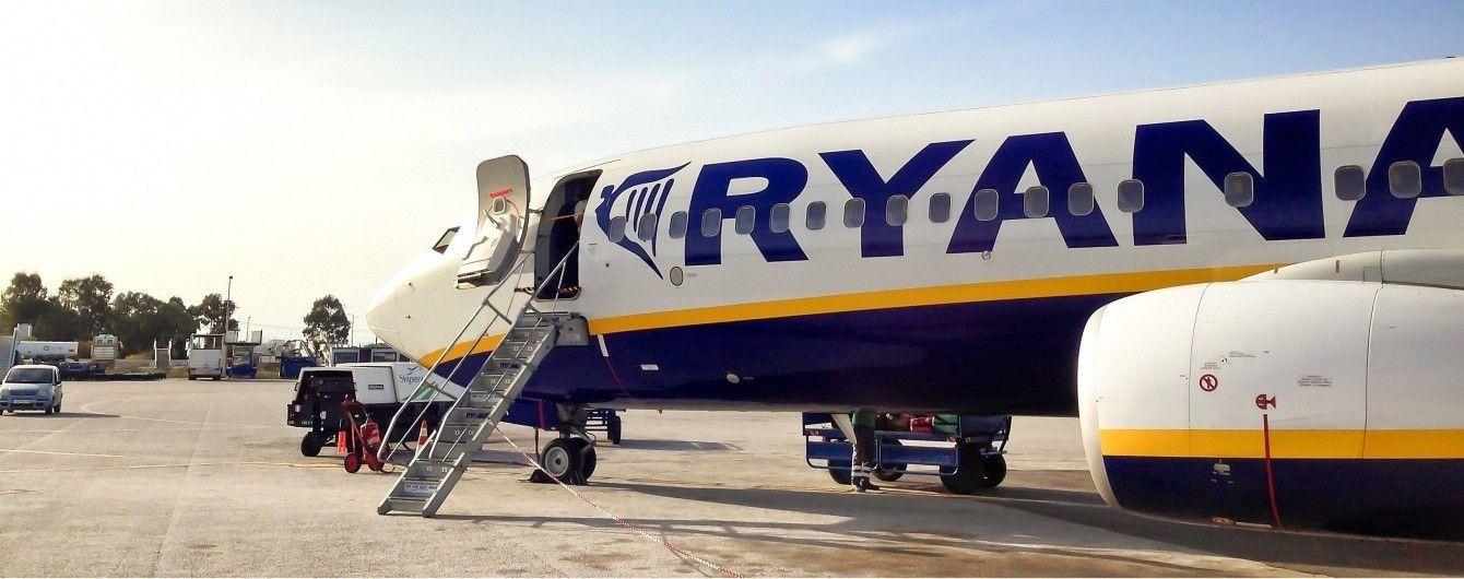 Ryanair запустить рейси з Києва та Львова до Лондона на два місяці раніше запланованого часу