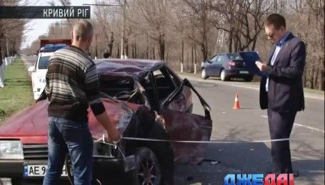 ДТП с дорог Украины – ДжеДАИ за 6 апреля 2017 года