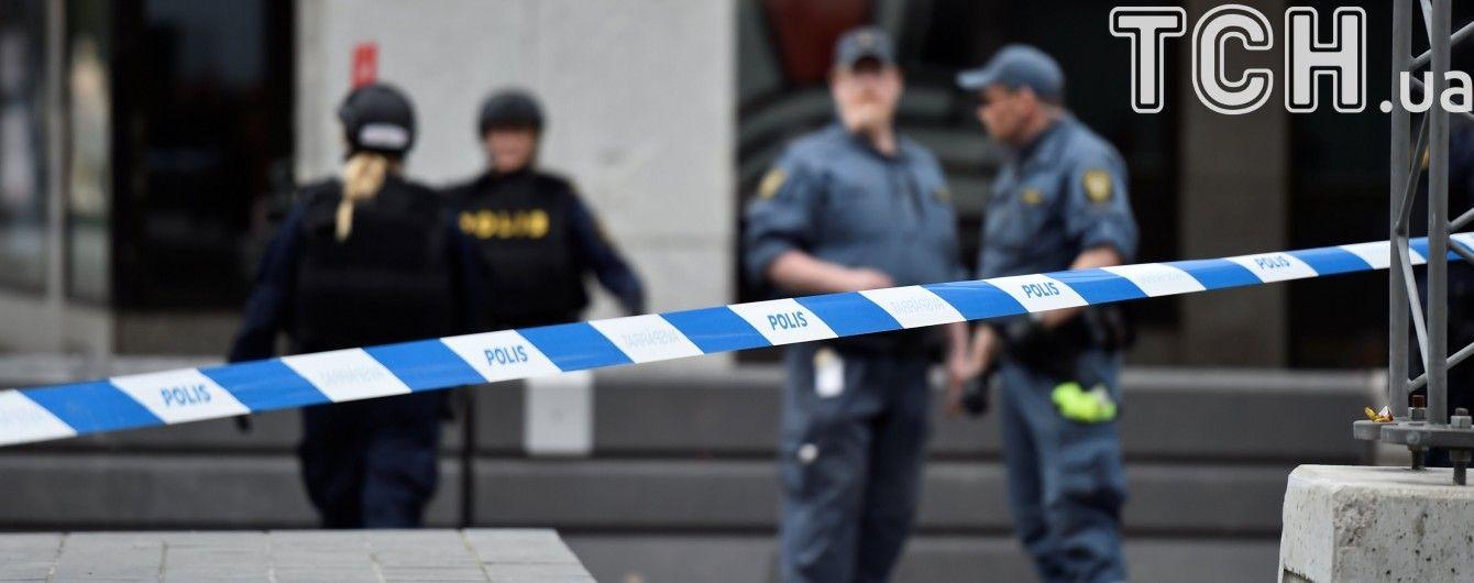 Поліція знайшла сумку з вибухівкою у вантажівці, у якій скоїли наїзд на людей у Стокгольмі - ЗМІ