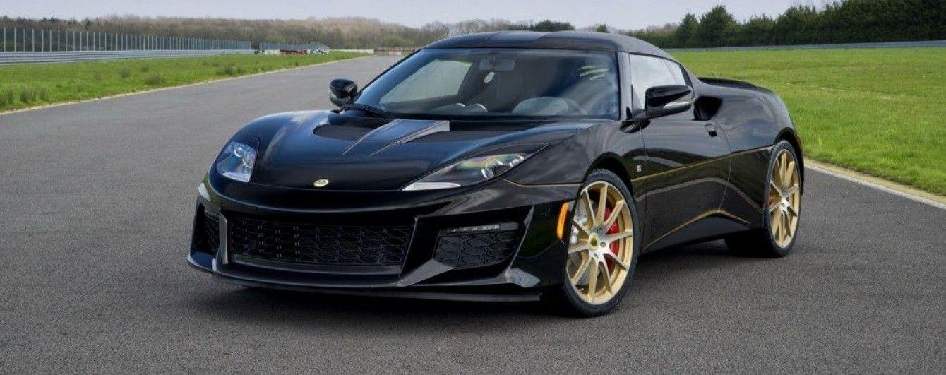Lotus представила спецверсию спорткара Evora Sport 410