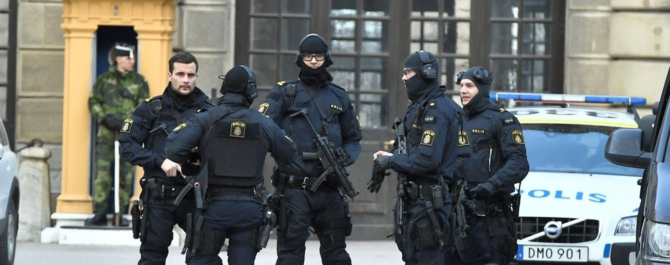 Полиция задержала второго подозреваемого в теракте в Стокгольме - СМИ