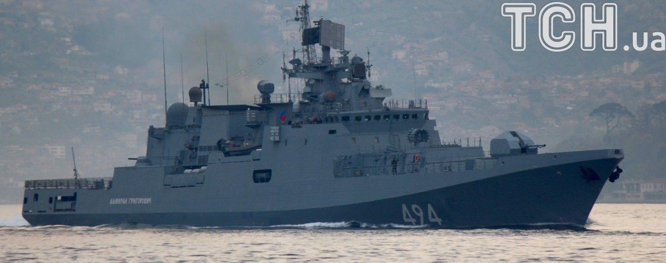 """В НАТО заявили, что активность ВМФ РФ сейчас выше, чем во времена """"холодной войны"""""""