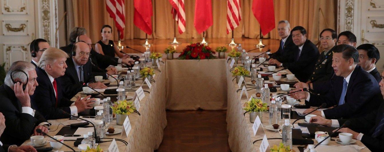 Як Трамп під час вечері з лідером Китаю передав послання Асаду - Der Spiegel
