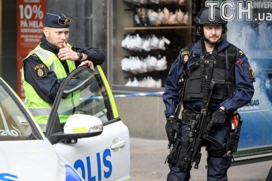В шведском городе прогремел взрыв