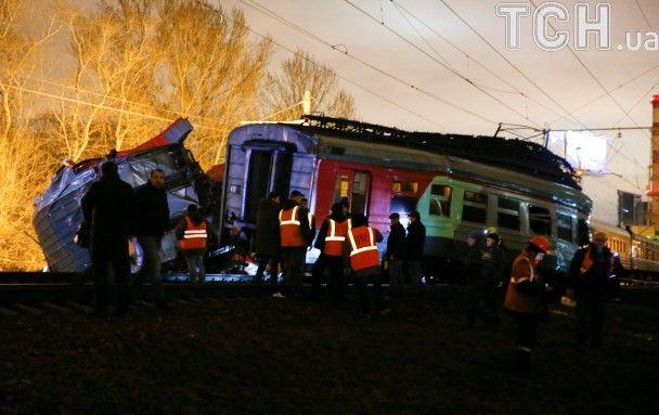 У Москві зіткнулися поїзди - понад 50 людей травмовані