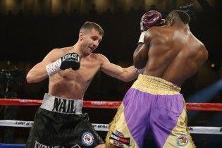 Український боксер Гвоздик отримав наступного суперника