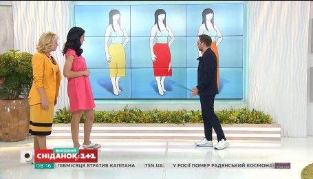 Модные юбки с разрезом 2017 года – советы Андре Тана