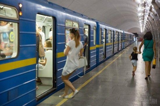 У Києві обмежать режим роботи трьох станцій метро