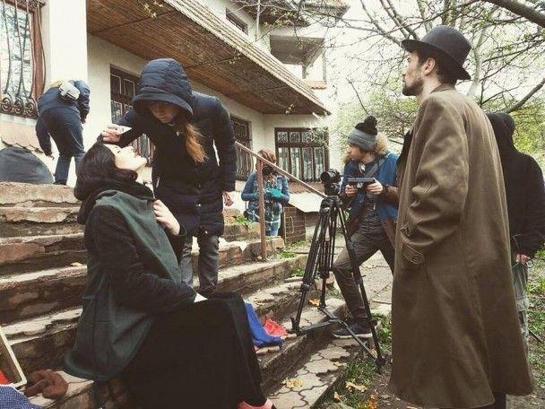 За оповіданням Андрія Любки знімають короткометражку про Ужгород
