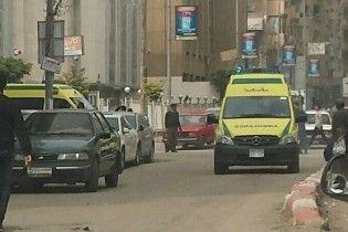 У Єгипті в церкві прогримів вибух: 25 людей загинуло, понад півсотні поранених