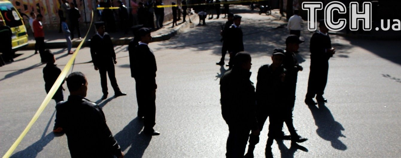 На Синайском полуострове двойной взрыв унес жизни двух десятков военных