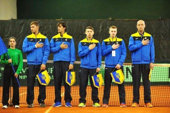 Португалія - Україна - 3:1, тенісна збірна України