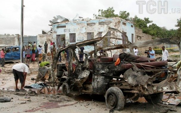 У потужному теракті у Сомалі ледь не загинув новопризначений міністр оборони