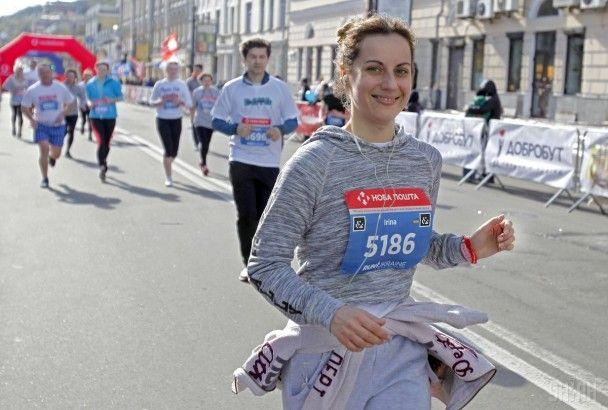 Переможцями Київського напівмарафону стали спортсмени з Ефіопії