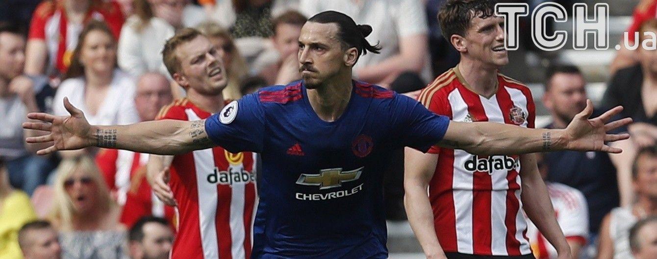 """""""Манчестер Юнайтед"""" разгромил """"Сандерленд"""", """"Лестер"""" прервал победную серию в Ливерпуле"""