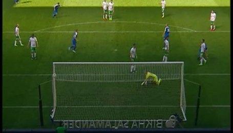 Карпати - Дніпро - 2:2. Відео-огляд матчу