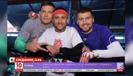 Украинские боксеры вернулись с победами из Вашингтона