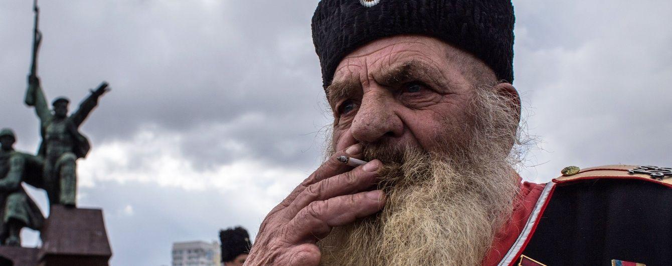 """У """"ЛНР"""" не хочуть реєструвати організацію російських """"козаків"""" без схвалення Кремля"""