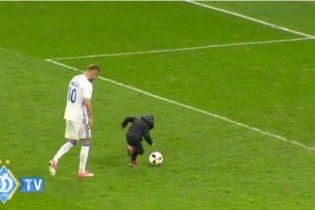 """Ярмоленко пограв із сином у футбол після розгрому """"Олімпіка"""""""