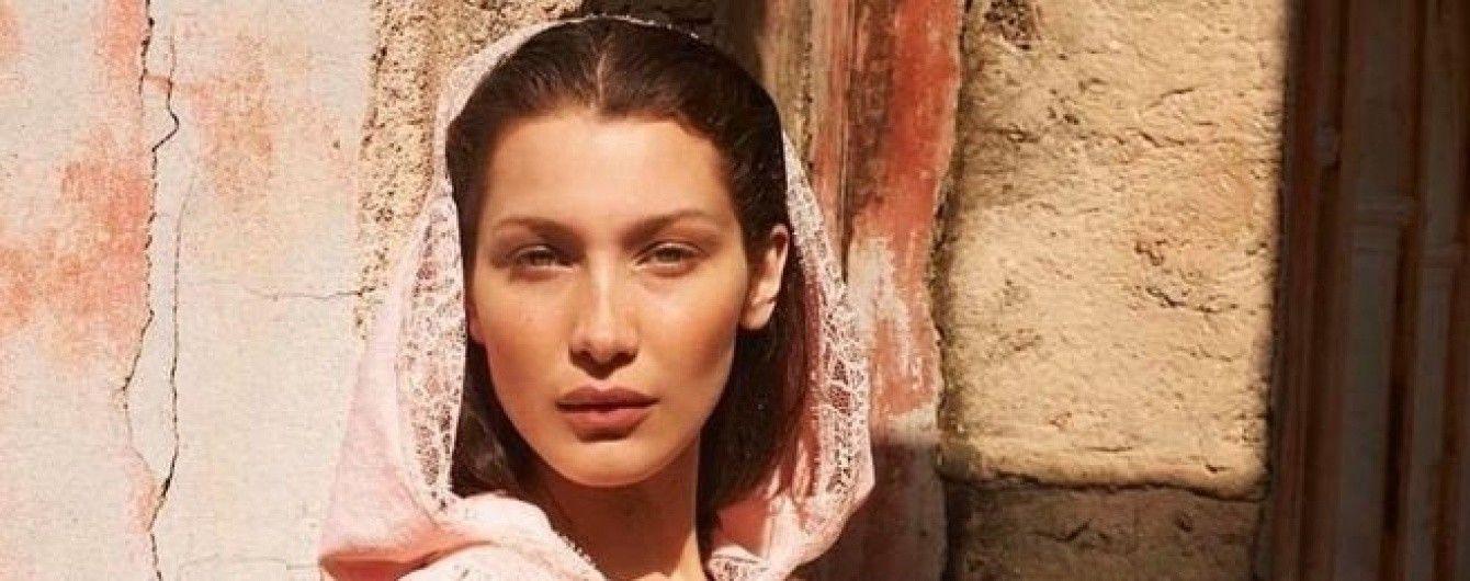 Горячая брюнетка: в Сети появилось откровенное фото Беллы Хадид