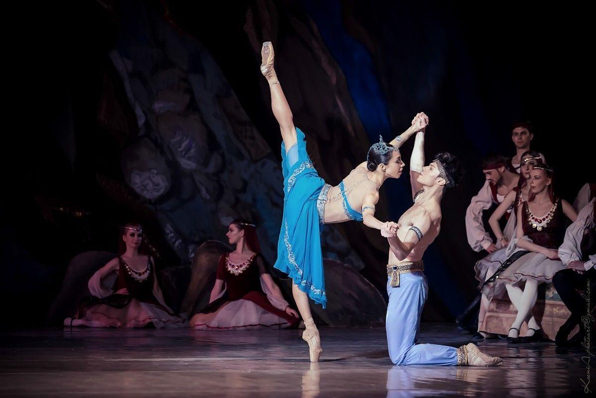 Постановка «Корсар» в Национальной опере Украины_9