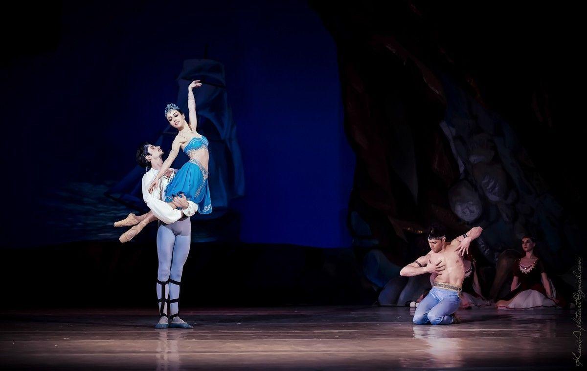 Постановка «Корсар» в Национальной опере Украины_12