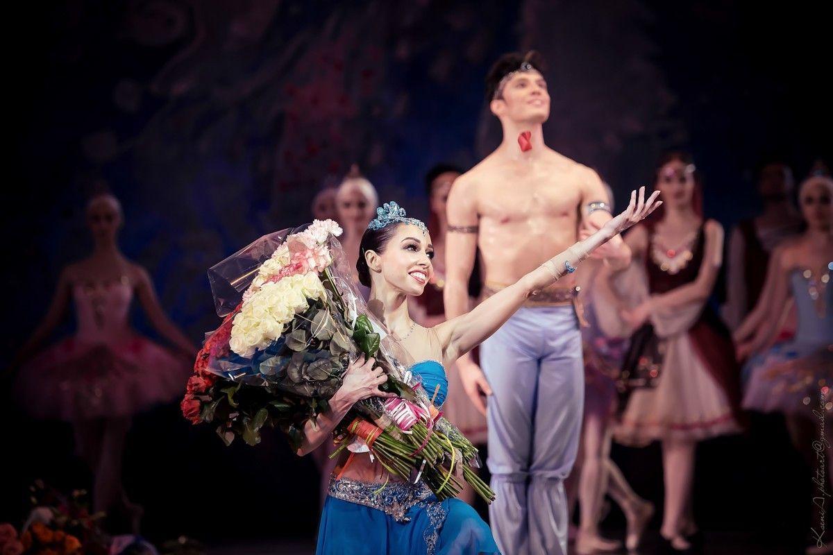 Постановка «Корсар» в Национальной опере Украины_4