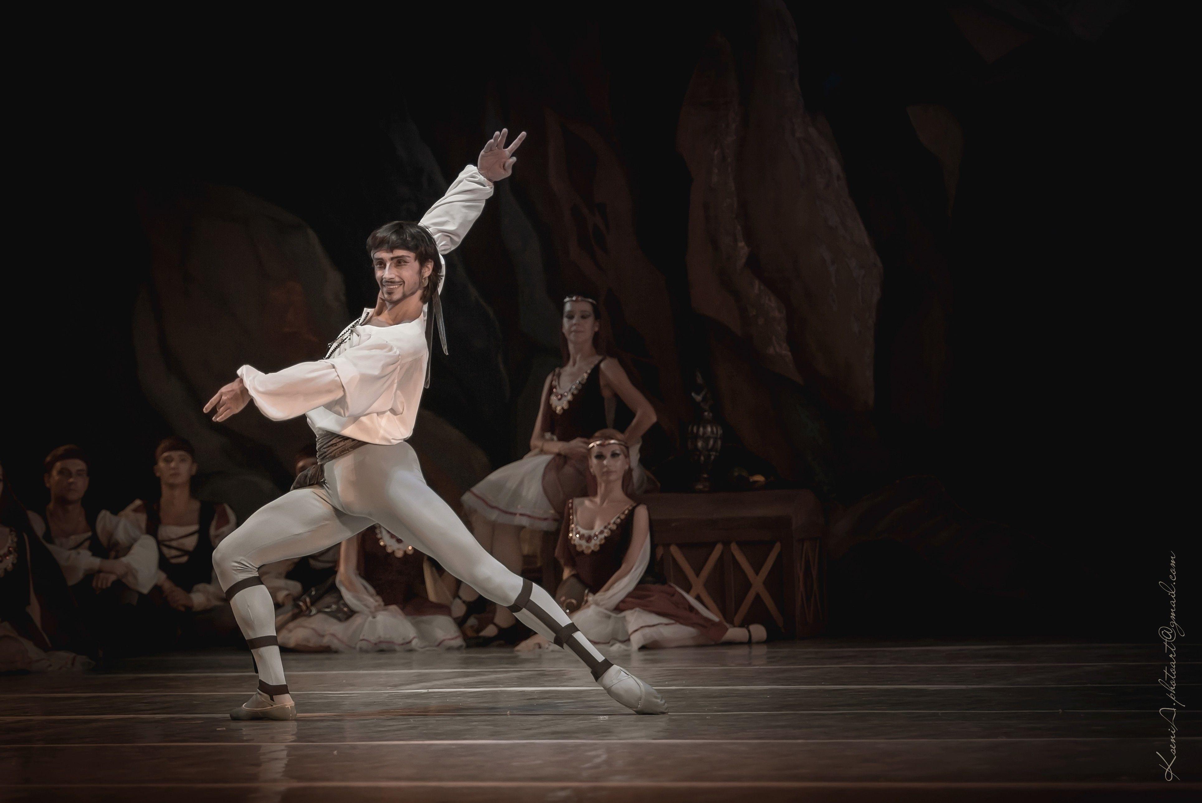 Постановка «Корсар» в Национальной опере Украины_2