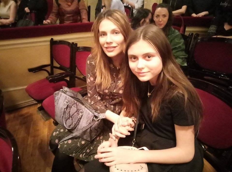 Антонина Паперная и Анна Борисюк_1