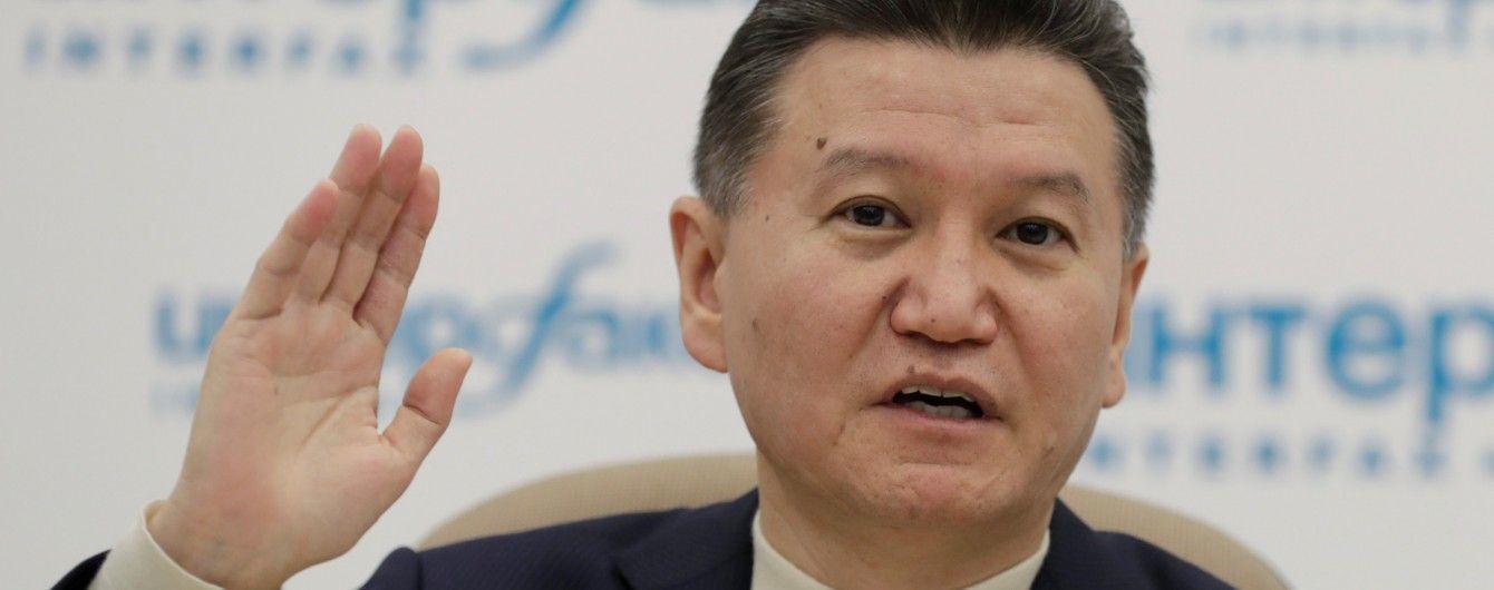 Росіянин продовжить керувати Міжнародною федерацією шахів після скандалу