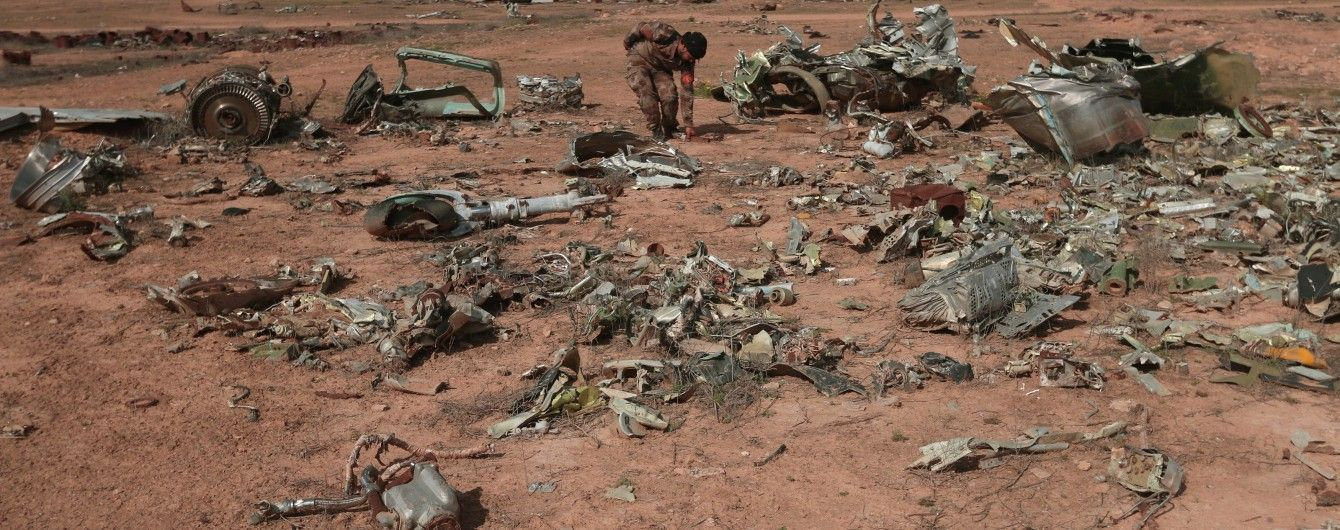 Правозахисники звинуватили війська Асада і Росію у використанні запалювальних бомб в Ідлібі