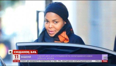 Певица Джанет Джексон подала на развод из-за чрезмерного контроля мужа