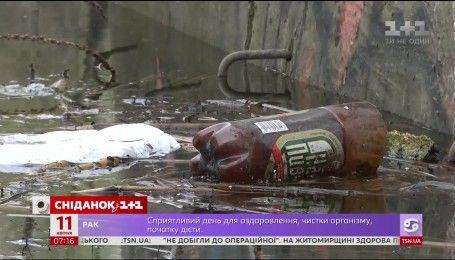 В Украине не осталось водоемов с качеством воды на уровне первого класса