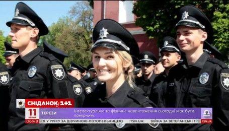 В Запорожье патрульные танцюватимуть вместе с горожанами