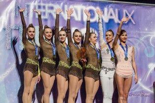 Українські гімнастки виграли дві медалі на етапі Кубка світу в Італії