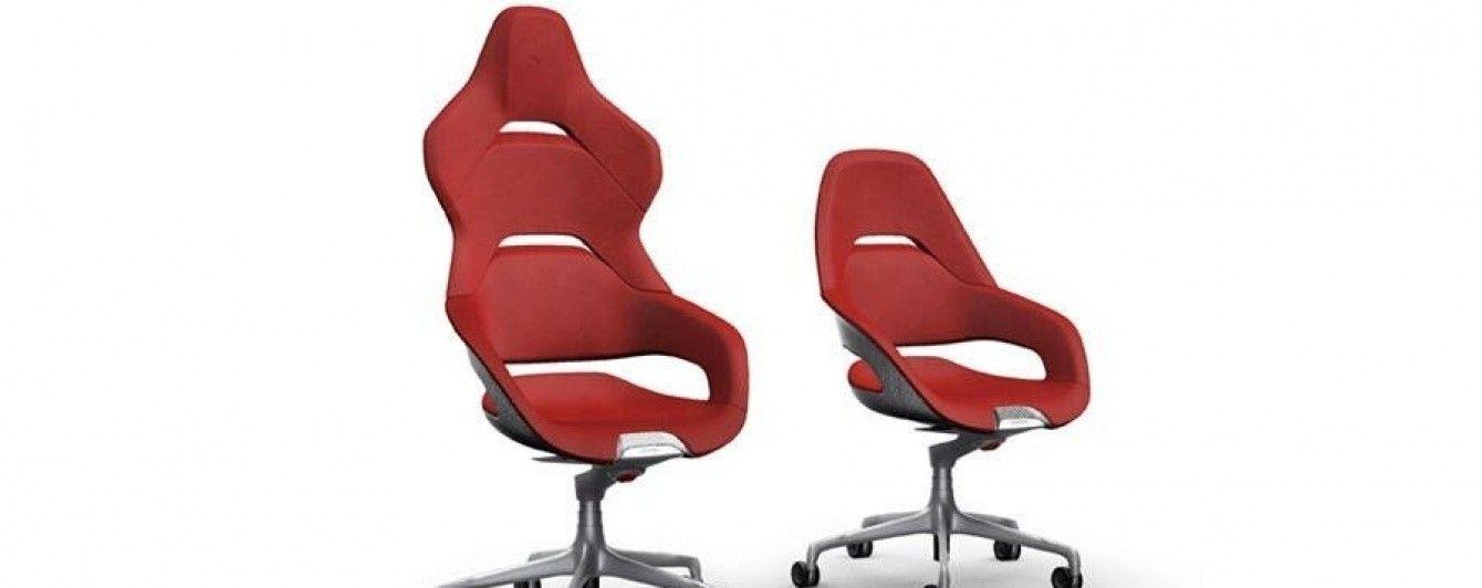 Ferrari разработала офисное кресло