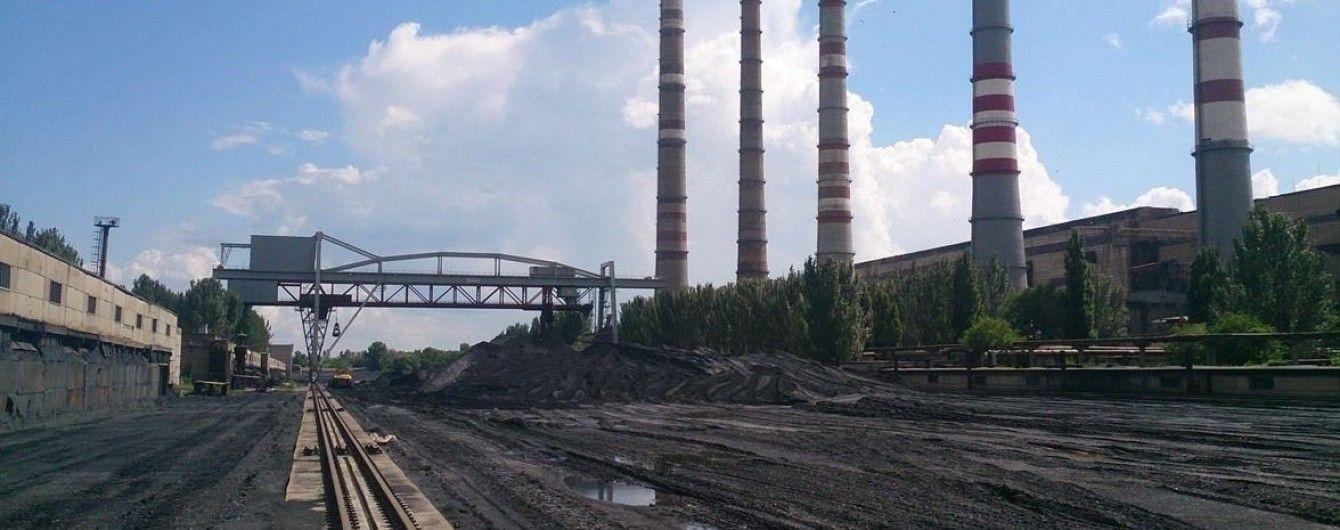 Компанія Ахметова призупинила роботу ще однієї ТЕС