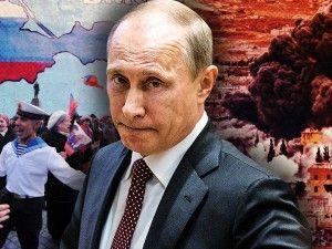Дилема Путіна: Крим або Асад?