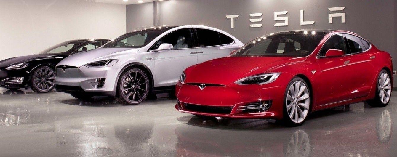 Tesla названа самым дорогим автопроизводителем в США