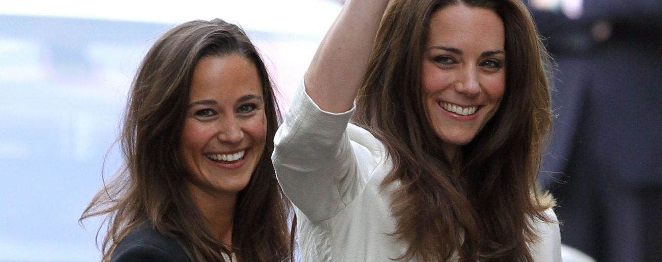 Герцогиня Кембриджская вызвалась помочь сестре Пиппе Миддлтон с организацией свадьбы