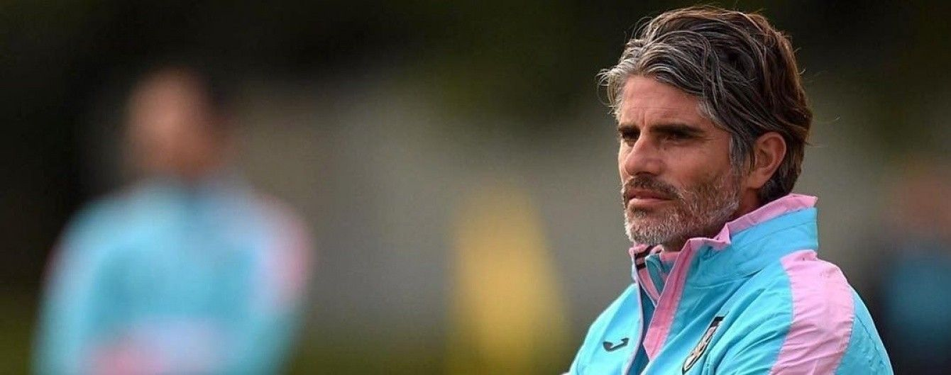 Італійський клуб звільнив тренера після 2,5 місяців роботи