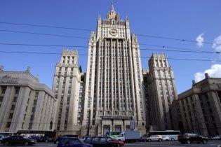 """""""Даремний блок"""": МЗС РФ відреагувало на інцидент з винищувачем над Естонією"""