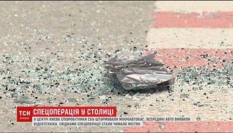 Правоохоронці спростували інформацію про застосування зброї під час спецоперації у центрі столиці