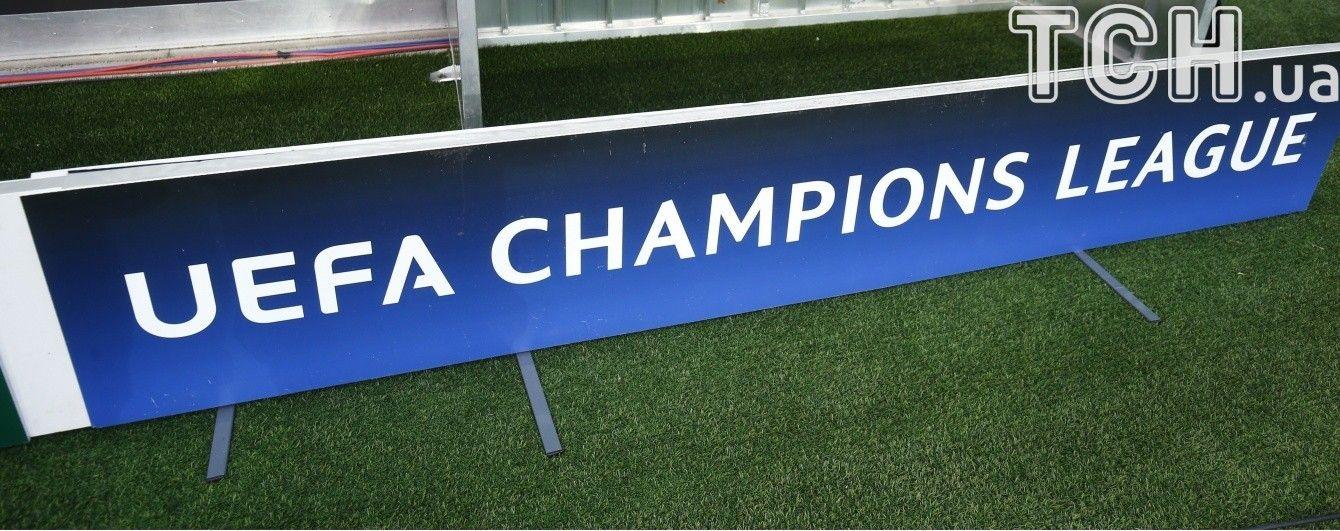 Лига чемпионов. Результаты жеребьевки 3-го квалифай-раунда