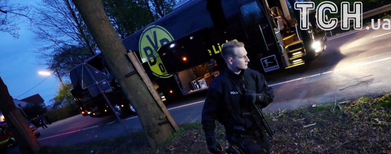 """""""Во имя Аллаха"""". Стало известно содержание письма, найденного на месте взрыва у автобуса """"Боруссии"""""""