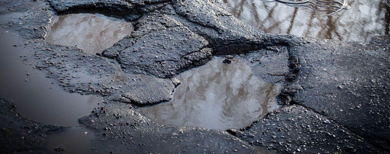 Гройсман потребовал наказать тех, кто некачественно отремонтировал дороги в прошлом году