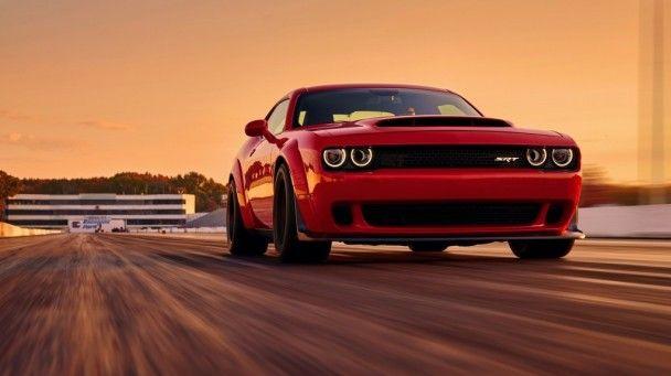 Dodge Challenger SRT Demon представлен официально