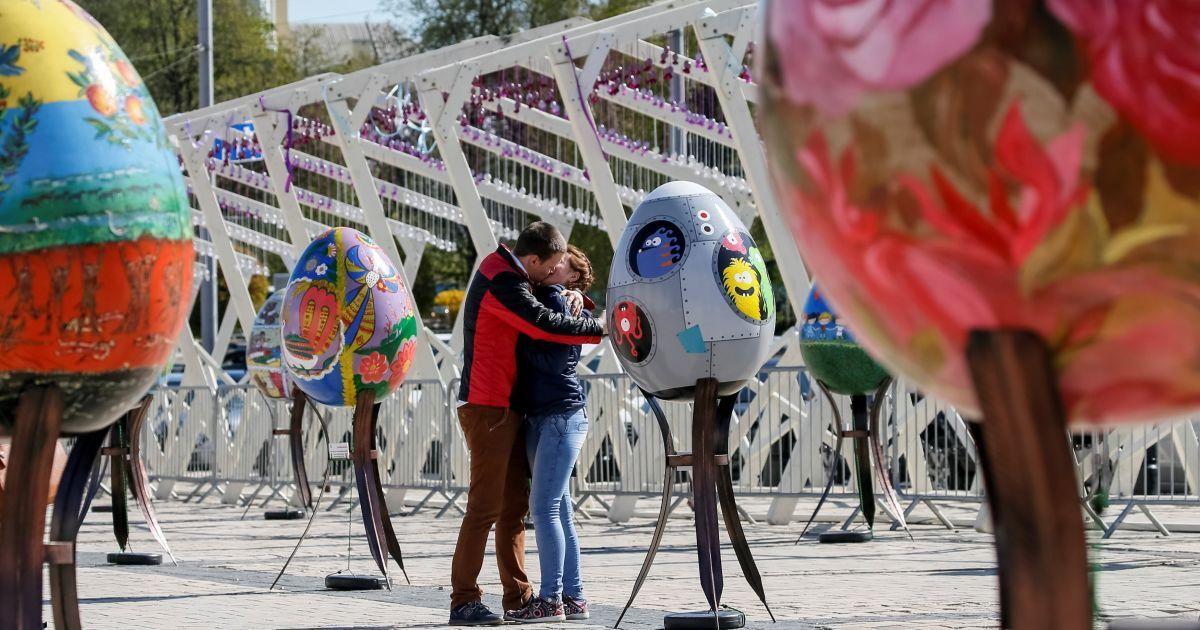 Всеукраїнський фестиваль писанок @ Reuters