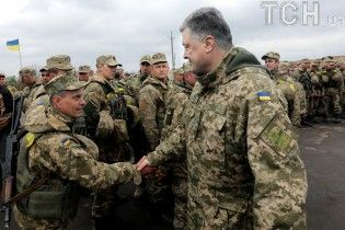 Порошенко нагородив понад 150 військових за захист України, декого – посмертно